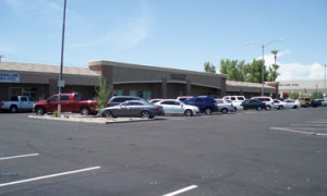 Commercial Real Estate Retail Shopping Center Renovation